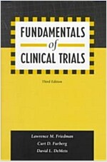 Fundamentals of Clinical Trials (Paperback, 3rd, 1998. Corr. 3rd)