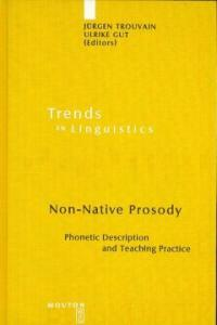Non-native prosody : phonetic description and teaching practice