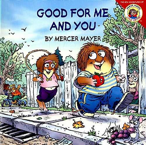 Little Critter: Good for Me and You (Paperback)