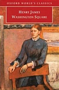 Washington Square (Paperback, Reprint)