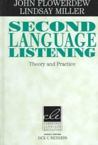 Second language listening : theory and practice