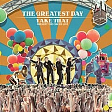 Take That - The Greatest Day TAKE THAT Present The Circus Live [2CD]