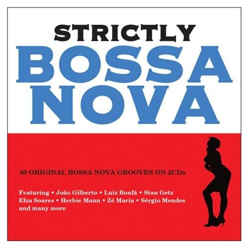 [수입] Strictly Bossa Nova [2CD]