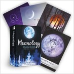 Moonology (TM) Oracle Cards : A 44-Card Deck and Guidebook (Cards)