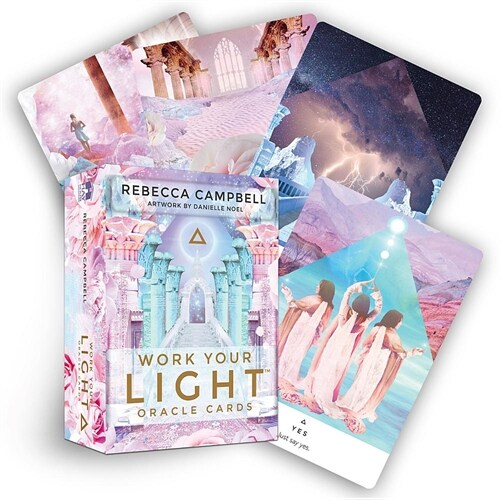 Work Your Light Oracle Cards (Cards 44 cards + 128pp Booklet)