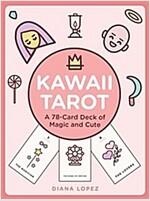 Kawaii Tarot (Cards + Paperback)