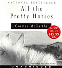 All the Pretty Horses (Audio CD, Unabridged)