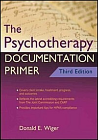 The Psychotherapy Documentation Primer (Paperback, 3)