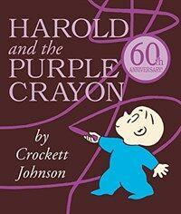 Harold and the Purple Crayon (Board Books)