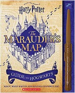 Marauder's Map Guide to Hogwarts (Hardcover)