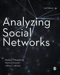 Analyzing social networks / 2nd ed