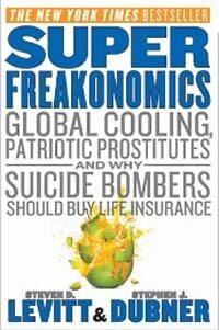 Superfreakonomics (Mass Market Paperback, International)