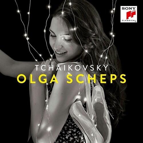 [수입] 차이코프스키 : 피아노 협주곡 1번 / 사계(10월, 11월) / 호두까기 인형 (피아노 편곡)