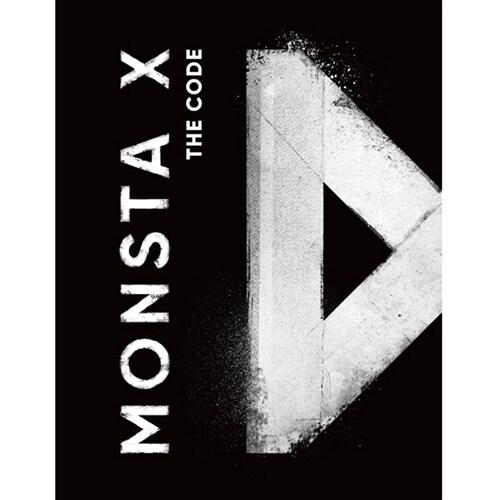몬스타엑스 - 미니 5집 The Code [VER. PROTOCOL TERMINAL](CD알판 버전별 7종 중 랜덤1종 삽입)