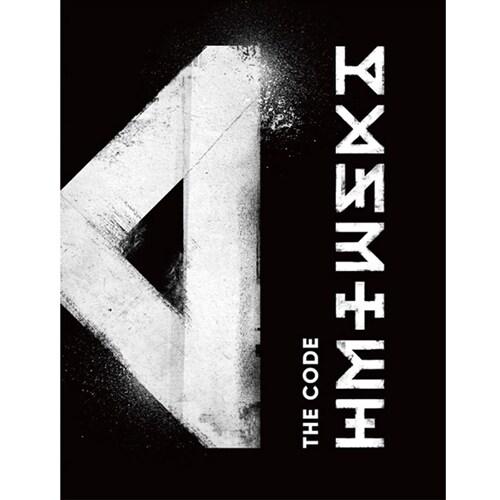 몬스타엑스 - 미니 5집 The Code [VER.DE: CODE](CD알판 버전별 7종 중 랜덤1종 삽입)