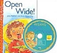 Zigzag #13 : Open Wide! (Book + CD)