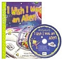 Zigzag #16 : I Wish I Was an Alien (Book + CD)