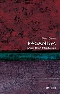 Paganism: A Very Short Introduction (Paperback)