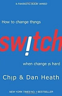 Switch : How to Change Things When Change is Hard (Paperback)
