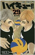 ハイキュ-!! 29 (ジャンプコミックス)