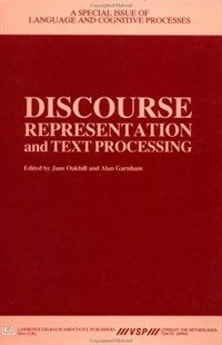 Discourse representation and text processing