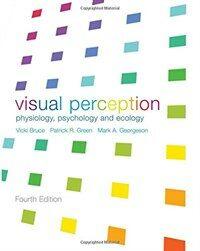 Visual perception: physiology, psychology, & ecology 4th ed