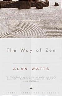 The Way of Zen =: [Zendao] (Paperback)