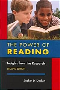 The Power of Reading, Second Edition: Insights from the Research (Paperback, 2, Revised)
