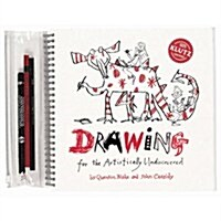 Drawing for the Artistically Undiscovered [With 1 Pen & 2 Pencils] (Paperback)
