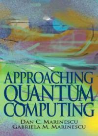 Approaching quantum computing