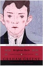 Brighton Rock: (penguin Classics Deluxe Edition) (Paperback, Deluxe, Deckle Edge)