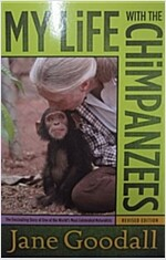 My Life with the Chimpanzees (Paperback, Rev)