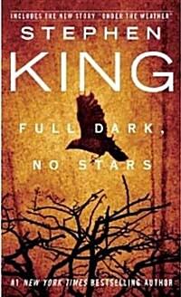 Full Dark, No Stars (Mass Market Paperback)