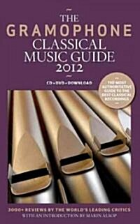 The Gramophone Classical Music Guide 2012 (Paperback)