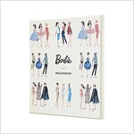 Moleskine Limited Edition Notebook Barbie Collectors Edition, Large, Ruled, Hard Cover (5 X 8.25) (Other)