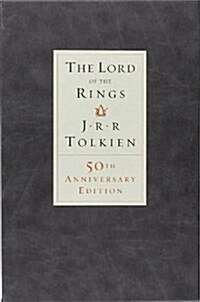 The Lord of the Rings (Hardcover, 50, Anniversary)