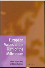 European Values at the Turn of the Millennium (Paperback)
