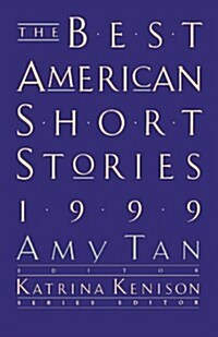 The Best American Short Stories (Paperback, 1999)