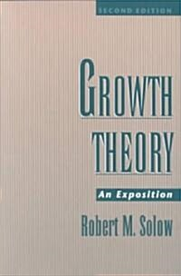 Growth Theory: An Exposition, 2nd Edition (Paperback, 2)