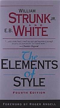 The Elements of Style (Hardcover, 4, Revised)