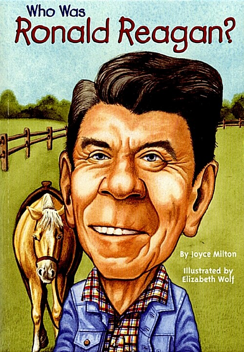 Who Was Ronald Reagan? (Paperback)