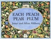 Each Peach Pear Plum (Board Book, 미국판)