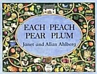 Each Peach Pear Plum (Board Book, 미국판)
