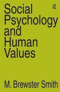 Social psychology and human values