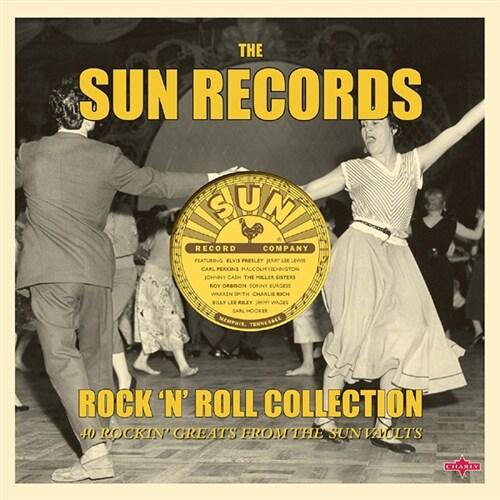 [수입] Sun Records - Rock `N` Roll Collection [게이트폴드][180g 2LP]