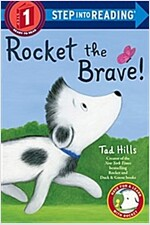 Step into Reading #1 Rocket the Brave! (Paperback)