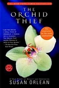 [중고] The Orchid Thief (Paperback)