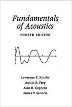 Fundamentals of Acoustics (Hardcover, 4)