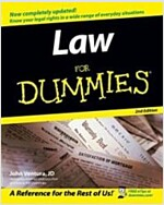 Law for Dummies (Paperback, 2)