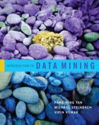 Introduction to data mining 1st ed